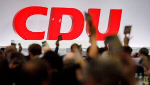 CDU-Listenaufstellung – Gemeinsam stark.