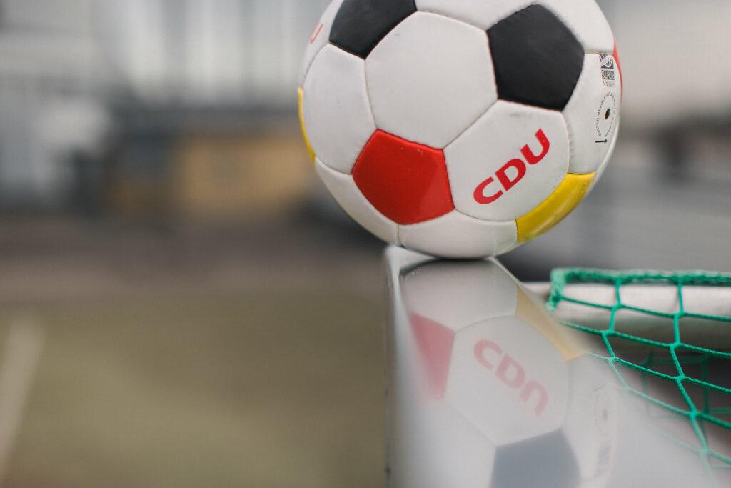CDU-Fußball