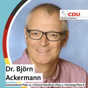 Dr. Björn Ackermann